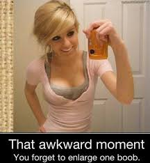 Girl meme - That awkward moment | Funny Dirty Adult Jokes, Memes ... via Relatably.com