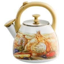 Чайник METALLONI EM-30001/<b>41</b> Сицилия 3,0л: купить за 1269 ...