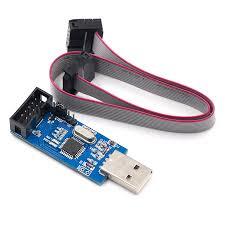<b>5PCS</b> USBASP USBISP AVR Programmer Adapter <b>10 Pin</b> Cable ...