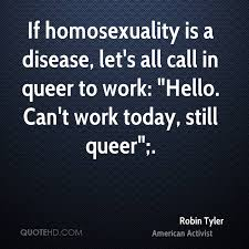Robin Tyler Sex Quotes | QuoteHD via Relatably.com