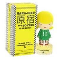 <b>Harajuku Lovers Wicked</b> Style G Perfume for Women by Gwen Stefani
