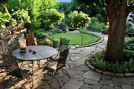 landscaping patio ideas home