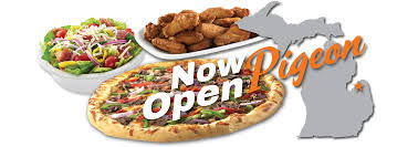 cottage inn pizza gourmet pizza sub restaurants delivery cottage inn pizza pigeon now open