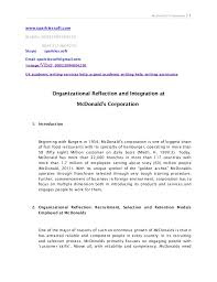 Mcdonalds research paper   Opt for Quality and Affordable Paper     Research Methodology