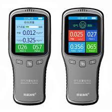 <b>Multifunction Air Detector</b> Igeress Home <b>Indoor Air</b> Quality <b>Detector</b> ...