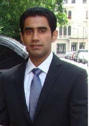 Malik Salman Ali Khan is the Director of INSAF Group. He completed his study in Business Management from King's College London. - Awan
