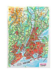 Город НЬЮ-ЙОРК (высокообъемная панорама) mini на ...