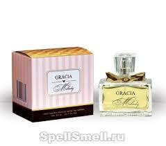 Купить <b>духи Delta</b> Parfum Graff Gracia Milady — <b>женская</b> ...