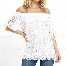 Sexy <b>Fringe</b> Lace Bandage Blouse Shirt Fashion Long Sleeve ...