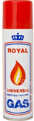 Купить <b>Газ</b> Royal для <b>заправки зажигалок</b> 250мл с доставкой на ...