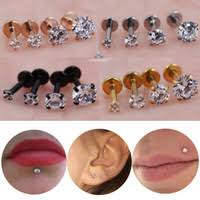 Wholesale 16g Ear Cartilage for Resale - Group Buy Cheap 16g Ear ...