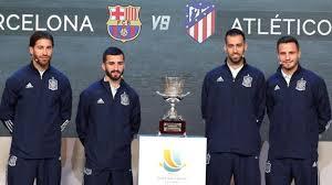 <b>Spanish</b> Super <b>Cup</b>: Saudi Arabia to host Barcelona, Real Madrid ...