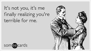 Breakup Ecards, Free Breakup Cards, Funny Breakup Greeting Cards ... via Relatably.com
