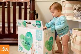 Buy $40 in Pampers Products (diapers and/or wipes). Get a $10 e ...