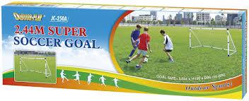 <b>Ворота игровые DFC</b> Super Soccer 8ft GOAL250A купить, цены в ...