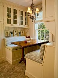 Kitchen Booth 20 Tips For Turning Your Small Kitchen Into An Eat In Kitchen Hgtv