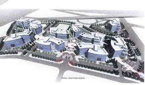 new proposed office park in north san jose would be twice the size of adobe 4x the size of microsofts mountain view campus adobe offices san jose san