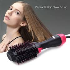 Online Shop 1000W Professional <b>Hair Dryer</b> Brush 2 In 1 Hair ...