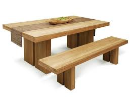 wood dining table rectangular solid long wooden bench with real wood dining table