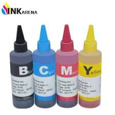 <b>5 color Dye ink</b> for CANON <b>100ML Refill Ink</b> Kit <b>100ml</b> bottle bulk ...