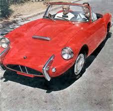 SABRA Sport - Babillard et commentaires sur l'histoire de l'automobile
