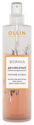 <b>OLLIN</b> Professional <b>Bionika</b> Двухфазный спрей-<b>кондиционер для</b> ...
