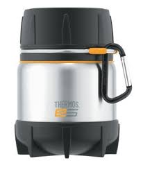 "<b>Термос</b> ""Element 5-<b>Food Jar</b>"", 470 мл, серебристый / черный ..."
