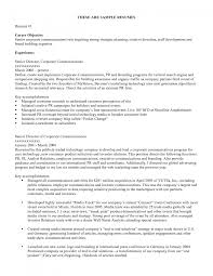 cover letter what are objectives in a resume what does objectives cover letter example resume how to write a career objective for experience senior derectorwhat are objectives