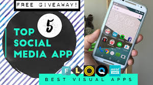Top 5 SOCIAL MEDIA Apps for Iphone Ipad Android | BEST VISUAL ...