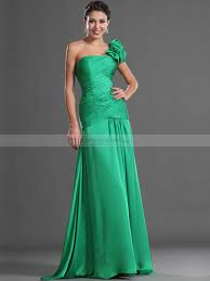 Fitted Bodice Dress Modern One Shoulder Fitted Bodice Mermaid Evening Dress