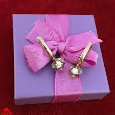 <b>Серьги цветок с бриллиантами</b> - арт:7590866 - АскидА ...