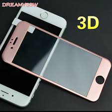for iphone 6 tempered glass 5d film on the 6s screen protector toughened protective glass