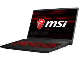 Ноутбук <b>MSI GF75 8RC</b>-<b>207XRU</b> Thin, 9S7-17F112-207 ...