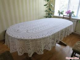 Моя первая <b>скатерть</b>! Может и Самобранка))) | Table covers ...