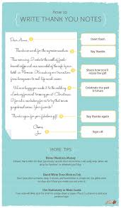 don t know where to start your handwritten thank you card 6 simple steps for how to write the perfect thank you note great for after