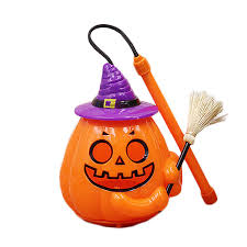 <b>Cute Halloween LED</b> Pumpkin Hanging <b>Lantern Lamp</b> Party Festival ...