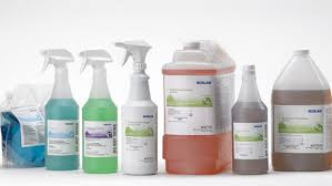 Image result for full knowledge of the chemicals in your cleaning materials