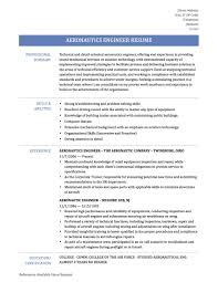 job resume aeronautical engineer resume aerospace engineering job resume aerospace process quality engineer resume aeronautical engineer resume
