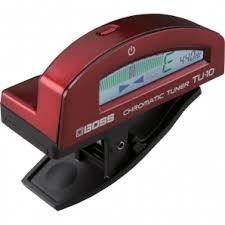 Хроматический <b>тюнер Boss TU</b>-<b>10</b>-<b>RD</b> - купить за 1204 грн в ...