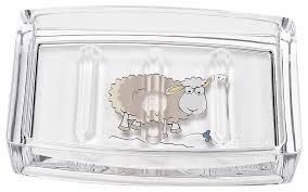 Купить <b>мыльница Tatkraft Acryl</b> Funny Sheep 19102, цены в ...