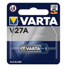 Элемент питания Varta V27A (MN27/ <b>A27</b>/ L828) — купить в ...