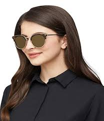 Ivish Retro Vintage <b>Half Metal</b> Frame Cateye <b>Women</b> & Men 100 ...