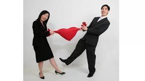 Matchmaker Violet Lim and husband Jamie Lee  South China Morning Post