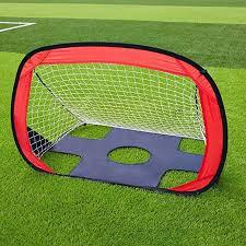 2-in-1 <b>Football</b> Goal, HuIESON Foldable and <b>Portable</b> Soccer Goal ...