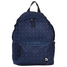<b>Рюкзак BRAUBERG</b> универсальный, сити-формат, темно-синий ...