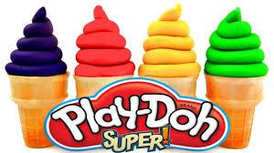 <b>Плей до</b> пластилин набор Фабрика мороженого Лепим из ...