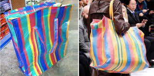<b>Famous Luxury Brand's</b> New Bag <b>Design</b> Looks Hilariously Like ...