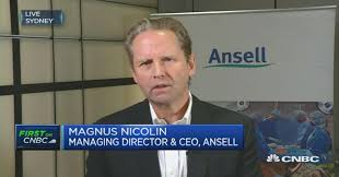 ansell ceo topline growth to come from industrial business
