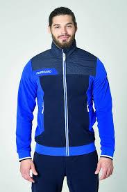 <b>Куртка флисовая мужская</b> Forward, цвет голубой/синий, цена 4 ...