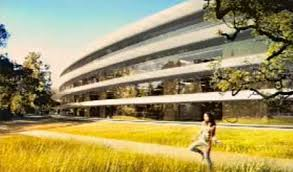 Apple CEO Steve Jobs outlines plans for new HQ   iLounge NewsApart from the main building  the surrounding land would be heavily rebalanced in favor of green areas and away from asphalt  Jobs said the site is